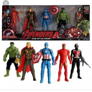 Avengers 4 bnwt